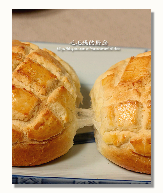 3491722487 b81bdb6b3c o 酥软香甜    菠萝包