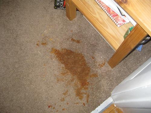 Big spills!