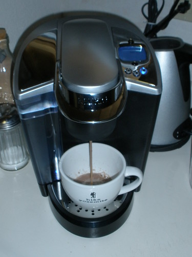 Keurig 14 first cocoa