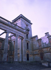 Witley Court (nickynocky) Tags: gold200