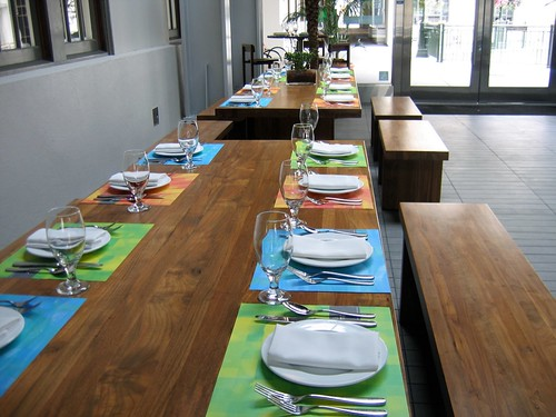 @ la mar restaurant, san francisco 5/2009