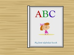 book (DanMadia) Tags: art children book flash cartoon animation alphabet characterdesign danmadia