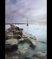 Grótta- Reykjavik- Iceland (Nöé) Tags: lighthouse seascape water iceland islandia agua stones piedras waterscape nöé lpseascape noeliamagnusson wwwnoeliamagnussoncomnöénoemagnusson nöémagnusson