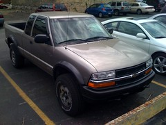 My Truck (metallimyers) Tags: chevrolet truck chevy s10 zr2