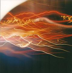 Akira (rickelle.lewis) Tags: red motion dark lights holga motorcycle akira cfn