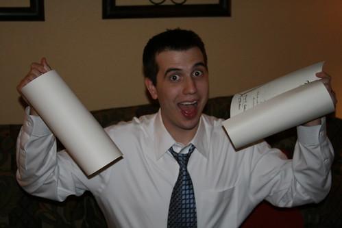 John's Graduation
