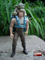 Luke Skywalker Dagobah Fatigues