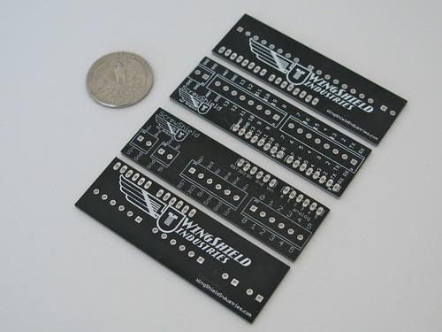 ScrewShield PCBs