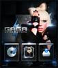 Lady Gaga - Gaga generation (netmen!) Tags: game love face lady dance fame just poker paparazzi generation gaga the