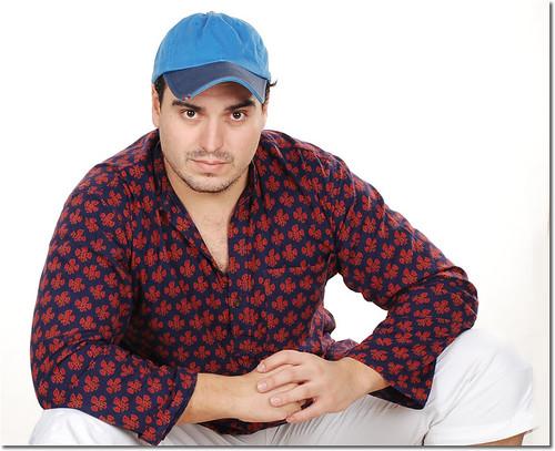 Film Director & Movie Director Alfredo de Braganza Spaniard in India making films TsunamiKa Chenai