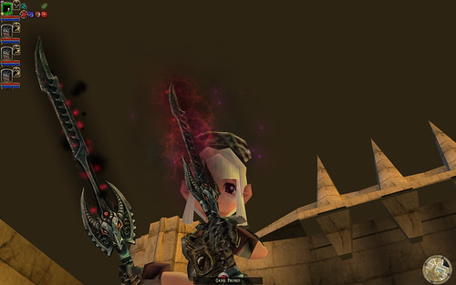 Luun's Deathblades