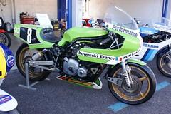 motorcycle kawasaki motorcycling motorrad cml prenois coupesmotolégende kr1000 cml2009