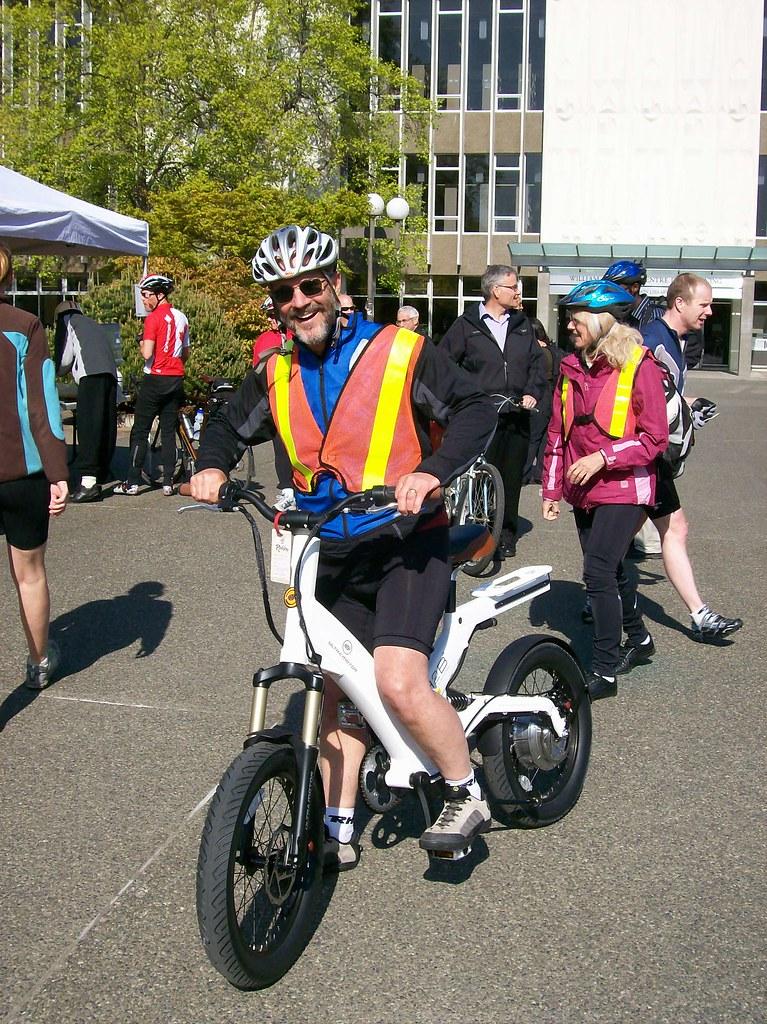 The oh-so-fun electric bike