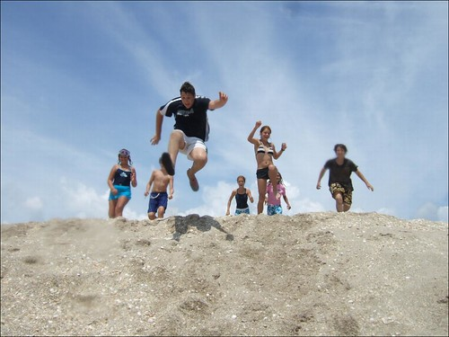Hill Jumpin at the Beach