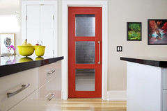The Red Door (The 10 cent designer) Tags: modern design interior reddoor 10centhome