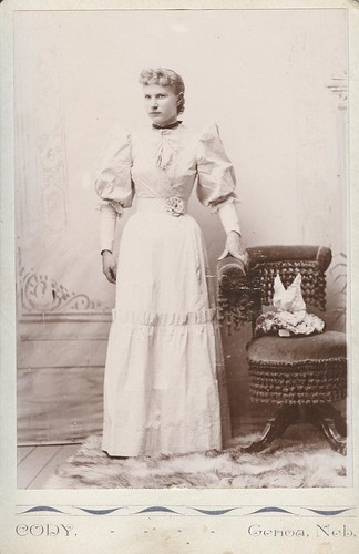 Woman from Genoa, Nebraska