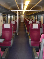 Train Chartering - Swiss 1st cl carriage available for hire