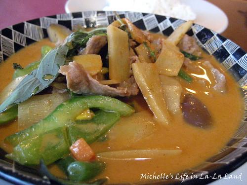 Thai Gulf- Red Curry
