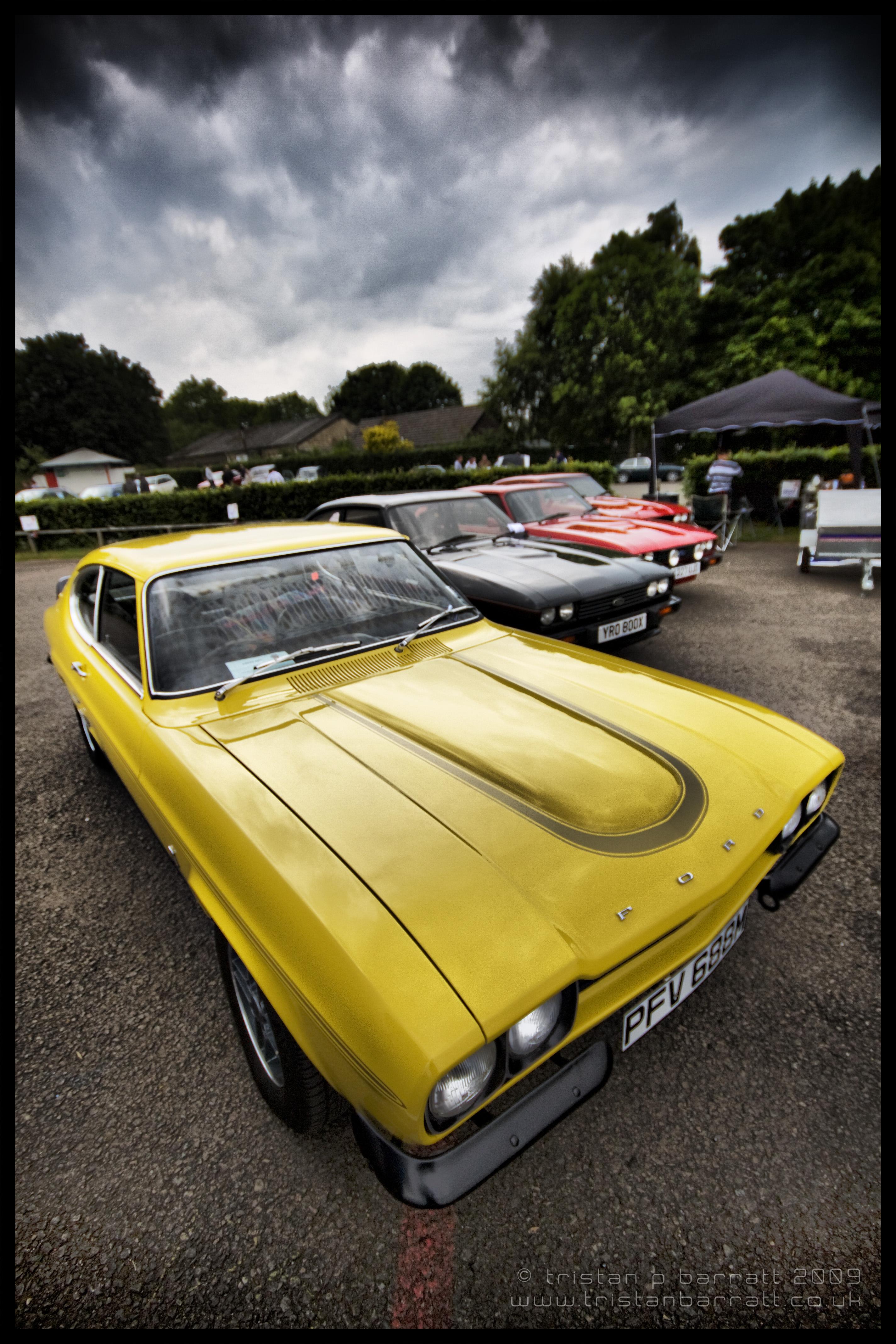 Re: Ford Capri 1600 GT XLR mk1