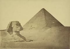[フリー画像] [人工風景] [建造物/建築物] [ピラミッド] [スフィンクス] [ギザのピラミッド] [世界遺産/ユネスコ] [エジプト風景] [モノクロ写真]   [フリー素材]