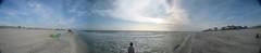 Cape San Blas (Poor Man's DIY Fisheye Panoramic Stitch Remix) (Joshua Blankenship) Tags: beach composite florida capesanblas diyfisheye