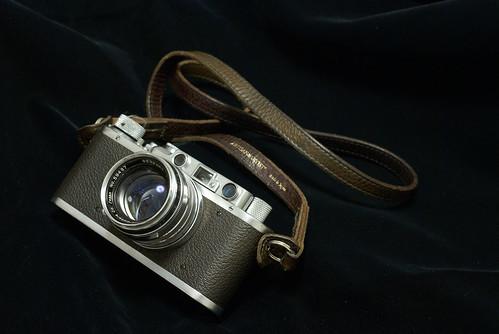 20090703-Leica DIII + Serenar 50mm。