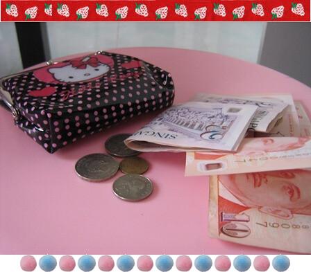 Hello Kitty Coin Bag
