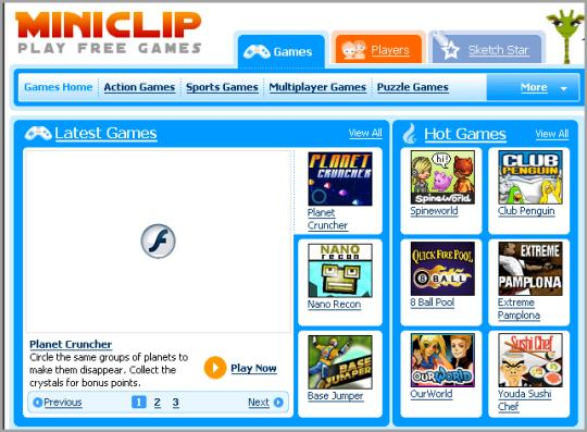 top 10 websites for free online games