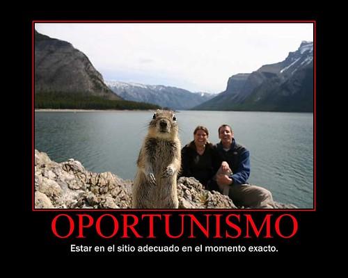 Oportunismo