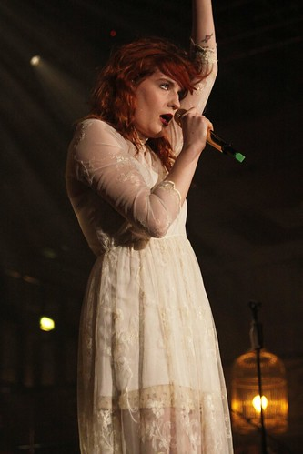 Florence And The Machine at Blackpool Empress Ballrooom