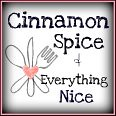 Cinnamon Spice and Everything Nice badge
