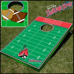 Ball State Bean Bag Toss Game