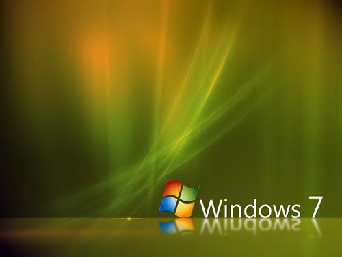 Windows 7 Wallpaper by Rogsil