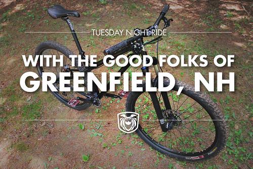 Tuesday Night Ride (44 Blog)