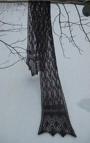 Ironwrought Scarf