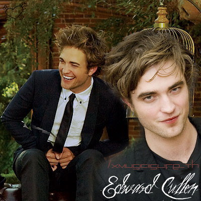 Edward Cullen by silent noises#.