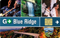 Go Blue Ridge Pass