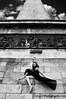 lisa nolan (Chris Elward Photography) Tags: old ireland portrait dublin irish woman white black art feet girl beauty face fashion female magazine hair mono hall model glamour toe dress nolan leg fine lisa style retro classics editorial theme bscene abigfave fame' 'portrait fotocompetition fotocompetitionbronze
