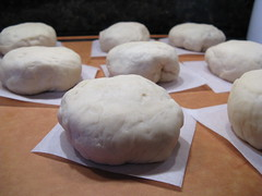 Pork Buns Rising