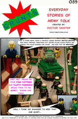 grunts059 (Doctor Sinister) Tags: comic lego military humour grunts brickarms tabletown doctorsinister