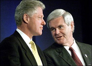 Gingrich Clinton