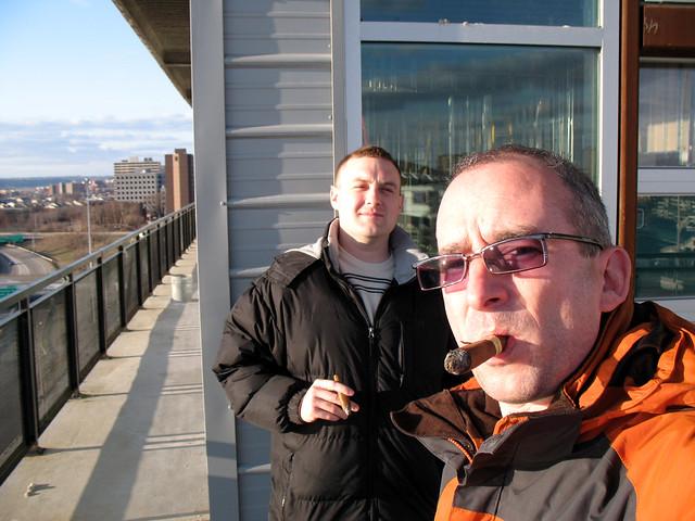 Parker Flats March 1 2008
