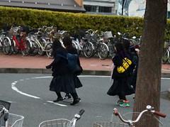 鳥取の女子高生のファッション