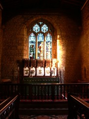 Chancel All Saints - West Haddon