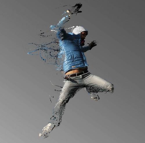 Are you ready to jump? por Samuel Hervás