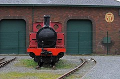 Foyle Valley Railway Museum, L'Derry (Strabanephotos) Tags: county ireland museum railway steam londonderry valley locomotive derry donegal ulster foyle columbkille