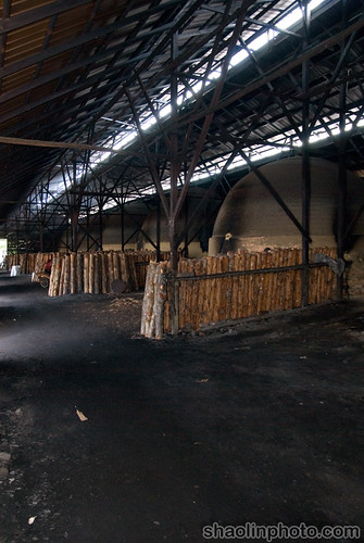 Kuala Sepetang Charcoal Factory