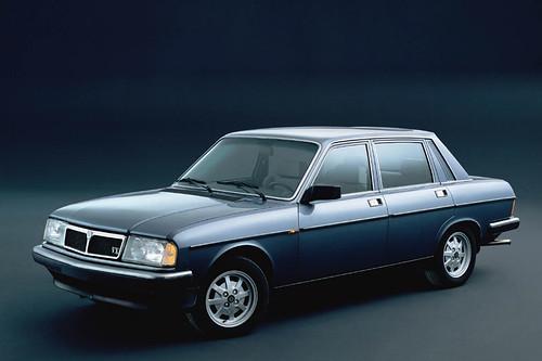 1982 Lancia Beta Trevi 2.0 VX
