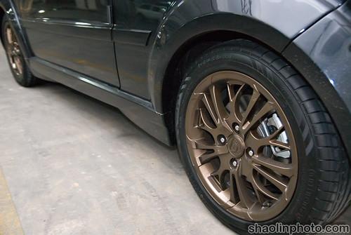 Proton Satria Neo Campro CPS H-Line Sport Rims