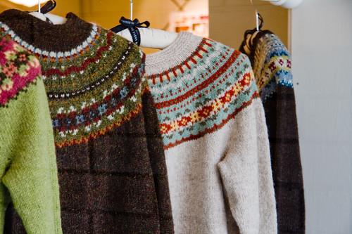 Yoked Sweaters!